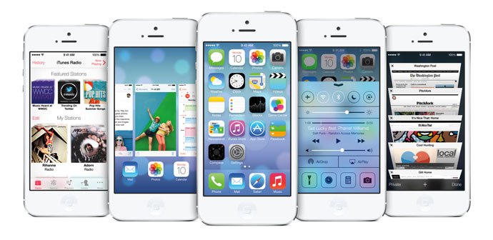 iOS 7 Features And Review